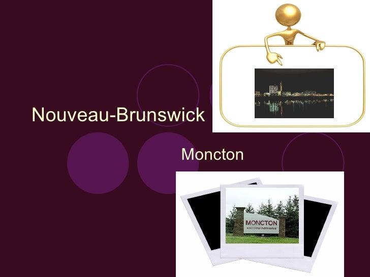 Nouveau-Brunswick Moncton