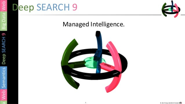 1 © 2017 Deep SEARCH 9 GmbH1 Deep SEARCH 9 Managed Intelligence.
