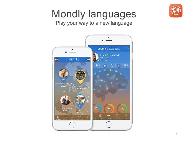 Mondly - Play your way to a new language: VR, Chatbots, web