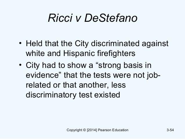 Ricci v. DeStefano
