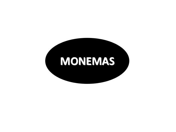MONEMAS<br />MONEMAS<br />
