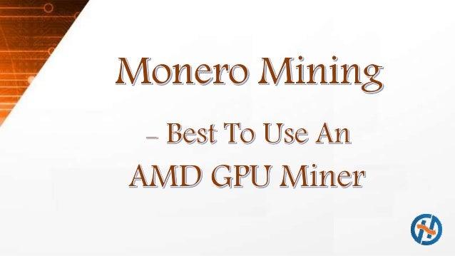 Best GPUs for Monero Mining in 2019