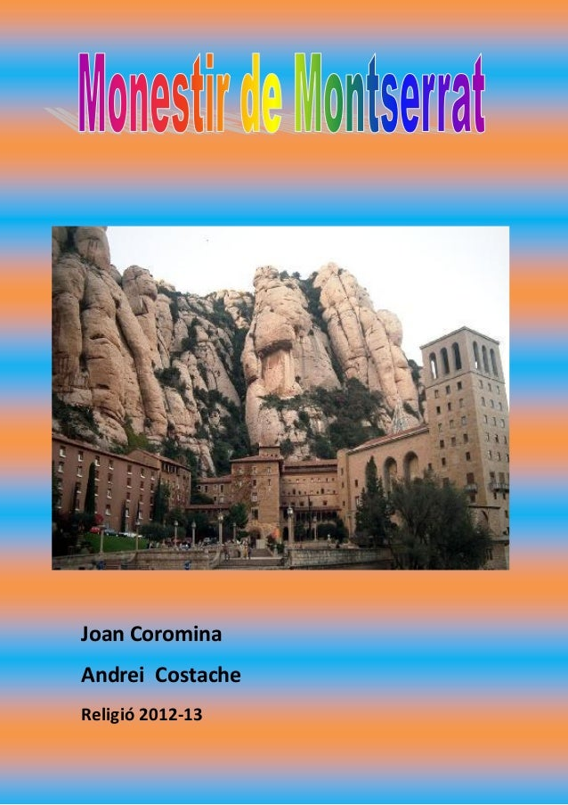 Joan CorominaAndrei CostacheReligió 2012-13