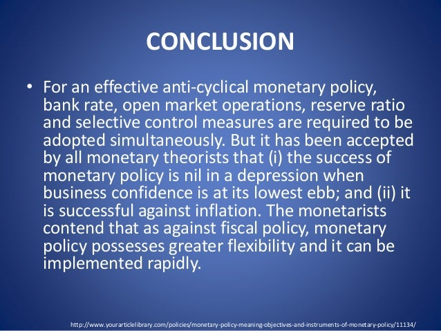essay on monetary policy of rbi Indian banking policy response by the rbi to the global financial crisis  reserve  bank of india has also responded with certain fiscal and monetary measures.