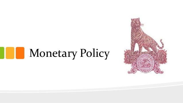 conclusion of monetary policy The mpc conducts monetary policy within a flexible inflation-targeting framework that  the time lags between policy adjustments and economic  conclusion.