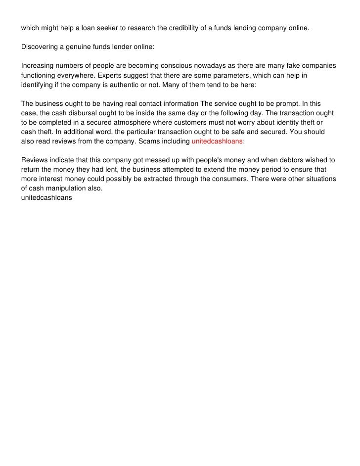 Cease and desist letter for payday loans image 7