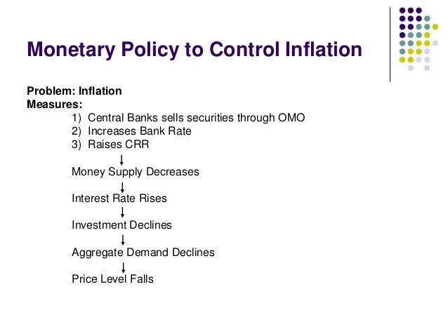 an analysis of the monetary policy meaning Advertisements: read this article to learn about monetary policy: it's meaning, objectives and instruments meaning of monetary policy: monetary policy refers to.