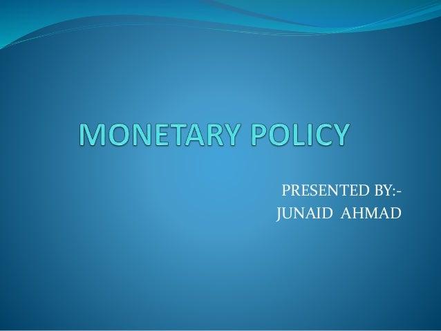 PRESENTED BY:- JUNAID AHMAD