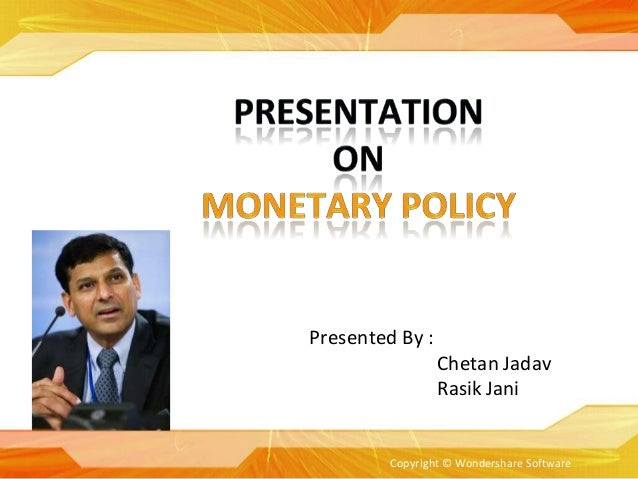 rbi monetary policy Govt & rbi monetary policy  monetary policy monetary policy latest monetary policy by tojo jose-slide in cpi all set to invite rbi's rate cut july 14, 2017.
