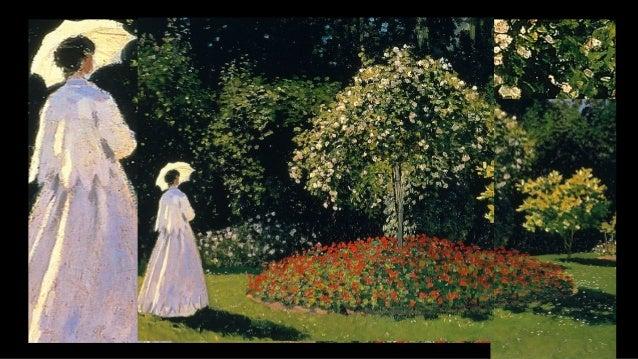 MONET, Claude Woman In The Garden ...