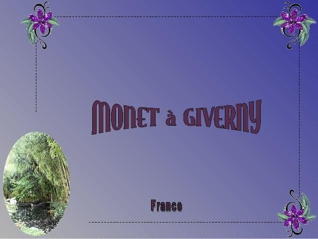 Monetgivernyfrance Slide 2