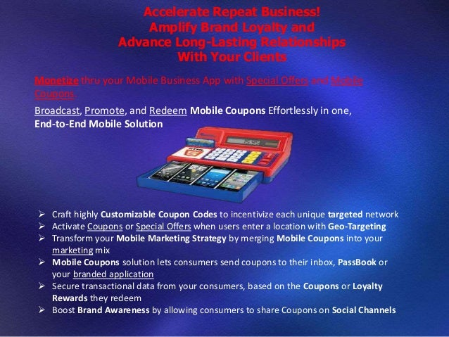 Accelerate Repeat Business! Amplify Brand Loyalty and Advance Long-Lasting Relationships With Your Clients Monetize thru y...