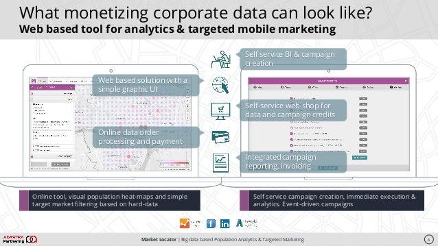 Market Locator   Big data based Population Analytics & Targeted Marketing Online tool, visual population heat-maps and sim...