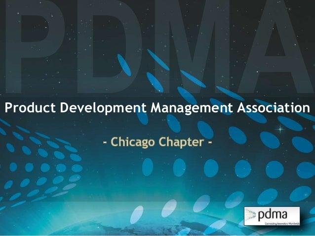 Product Development Management Association