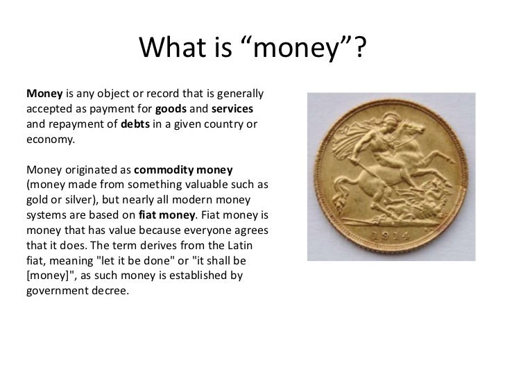 """what is money What is money where does it come from and what does it represent   part two  """"the love of money,"""" the bible tells us, """"is the root of all kinds of evil"""" (1 timothy 6:10)."""