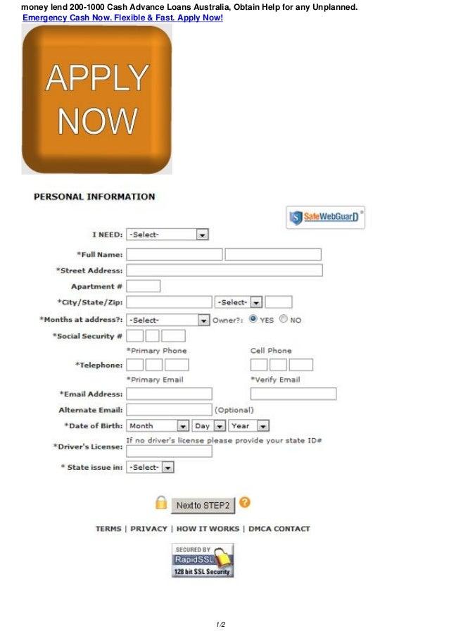 Cash loan agreement form pdf picture 4