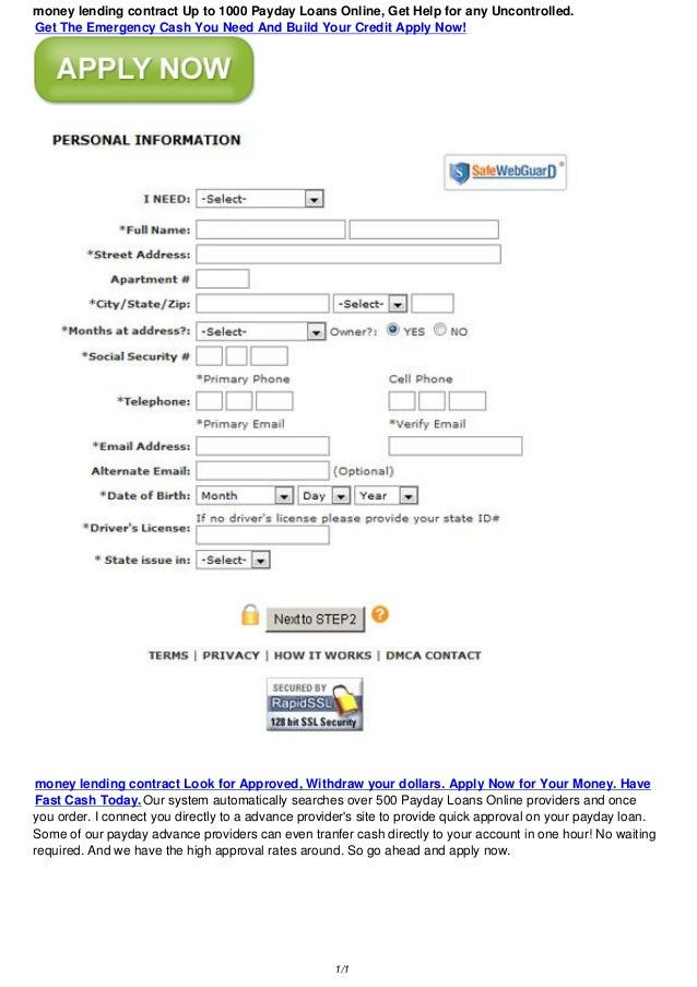 Template   Hillaryrain.co   Best Resumes And Templates For Your ...  Agreement Format For Money Lending