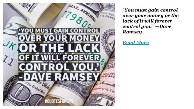 Some Delightful Quotes About Money