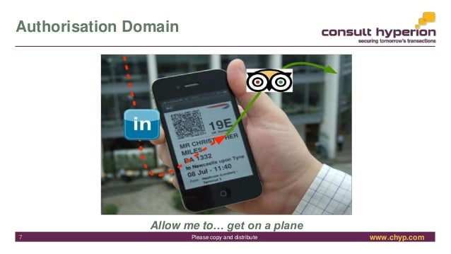 www.chyp.comPlease copy and distribute Authorisation Domain Allow me to… get on a plane 7