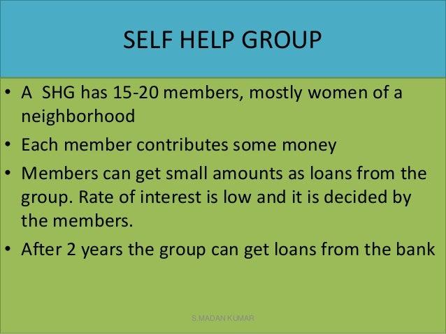 Interest Group Loans