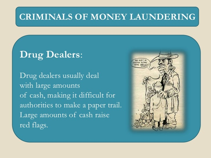 Money Laundering Research Paper