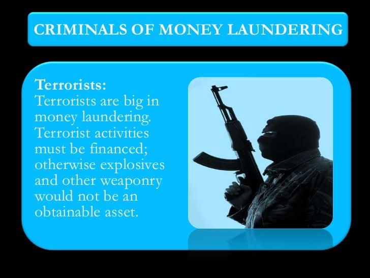 terrorism activities