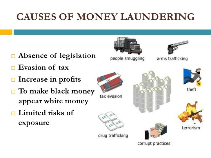 method of money laundering Real estate is an established method of money laundering internationally the  financial action task force (fatf) has recognized that the real.