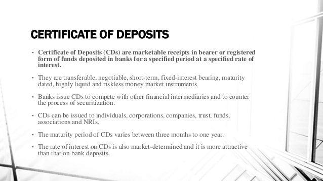 Examples of certificate of deposit etamemibawa examples yadclub Gallery