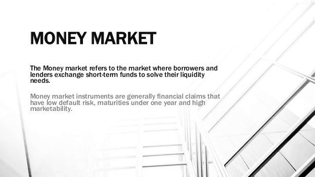 Currencies market
