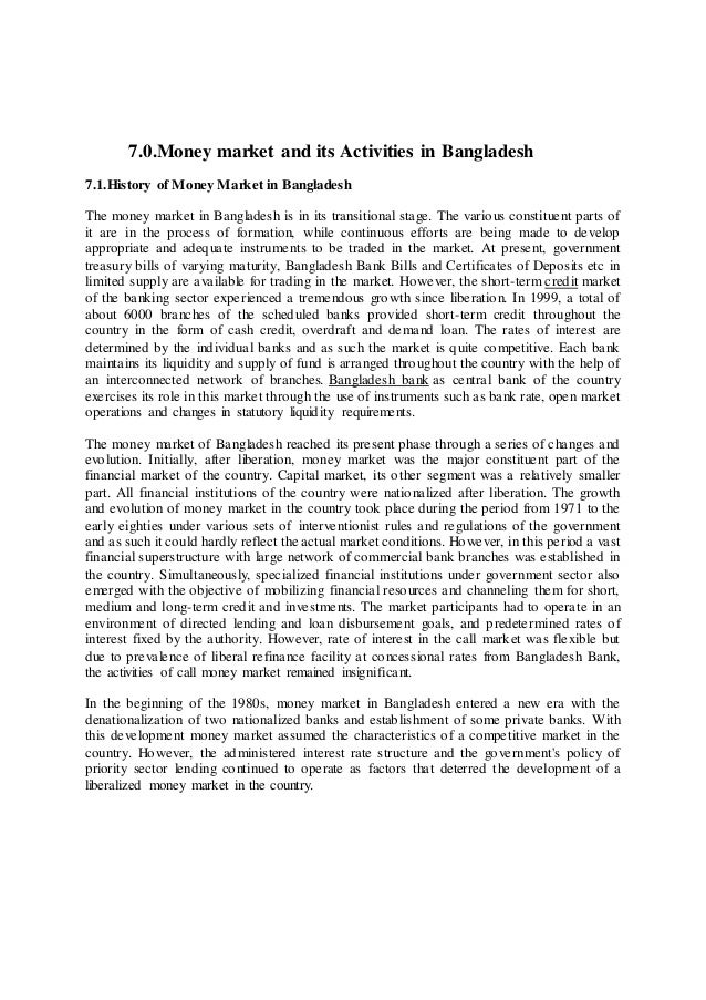 thesis on capital market in bangladesh Stock market development & economic growth in bangladesh essay   introduction capital markets are the promoter of economic expansion of a country  engaged in exchange of  type of paper: thesis/dissertation chapter.