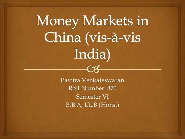 Pavitra Venkateswaran Roll Number: 870 Semester VI B.B.A; LL.B (Hons.)