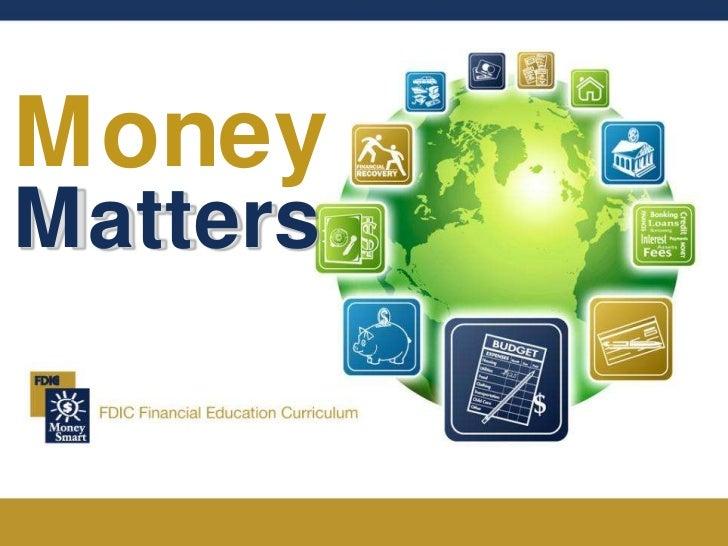 Money<br />Matters<br />