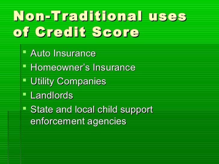 Money Matters Class 5: Credit Score