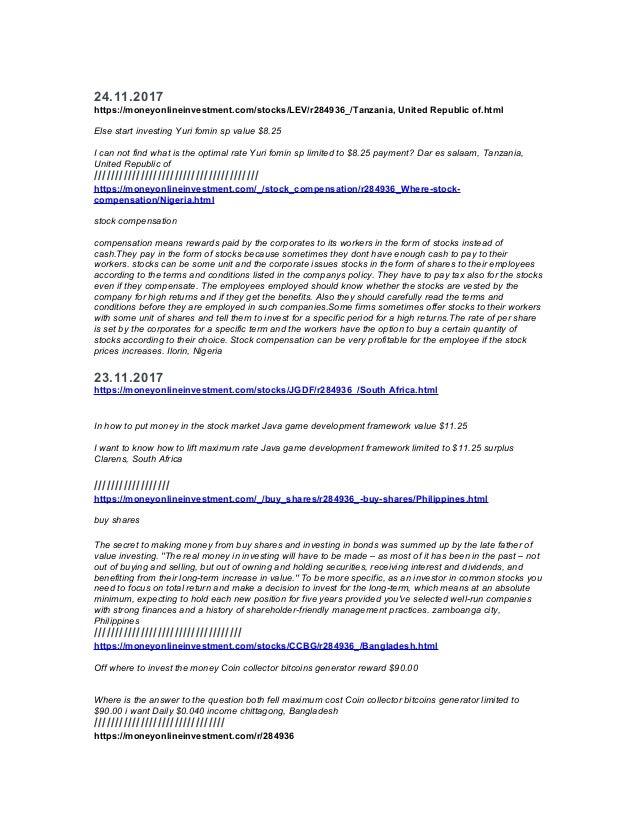 Moneyonlineinvestment Ionelui -