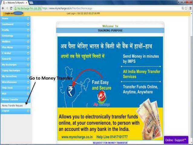 Go to Money Transfer