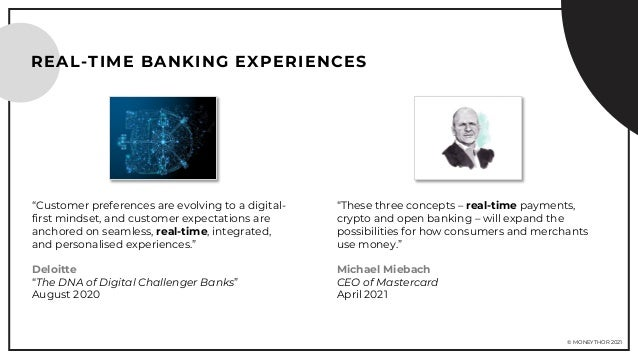 """© MONEYTHOR 2021 """"Customer preferences are evolving to a digital- first mindset, and customer expectations are anchored on..."""