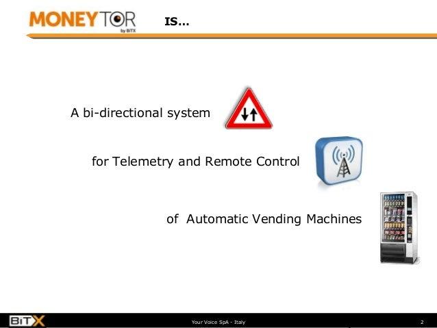 telemetry machine