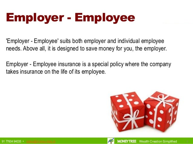 Employer - Employee 'Employer - Employee' suits both employer and individual employee needs. Above all, it is designed to ...