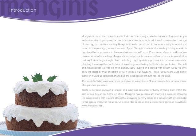 Monginis Cake Shop SWOT Analysis, Competitors & USP