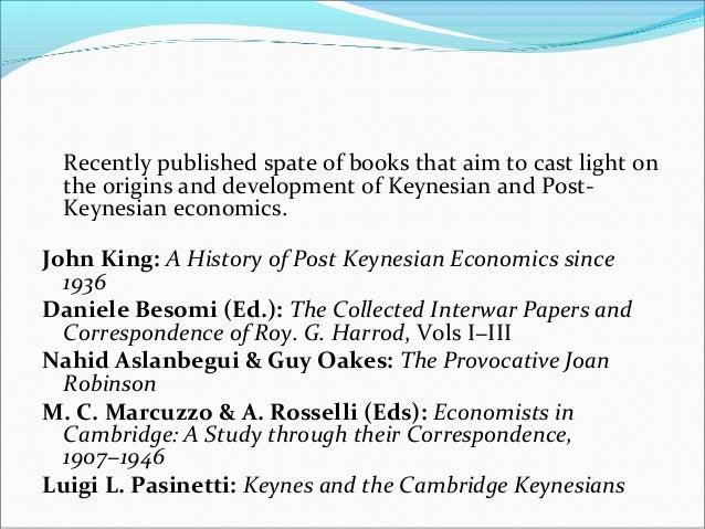 Keynesian economics essay