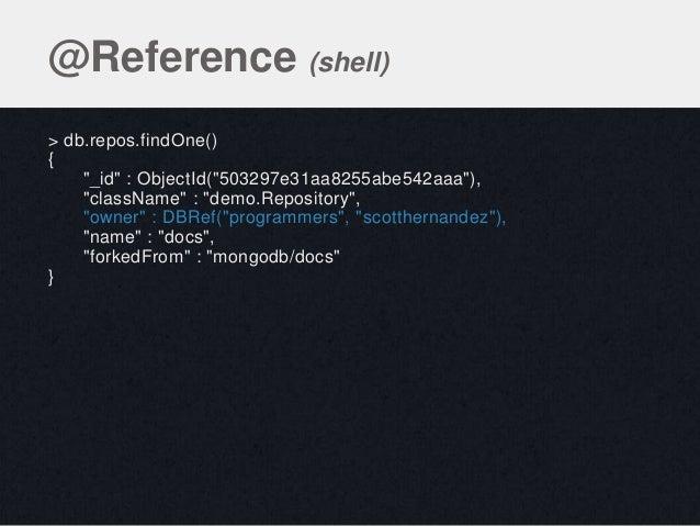 Simplifying Persistence for Java and MongoDB with Morphia