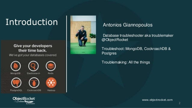 New Indexing and Aggregation Pipeline Capabilities in MongoDB 4.2 Slide 2