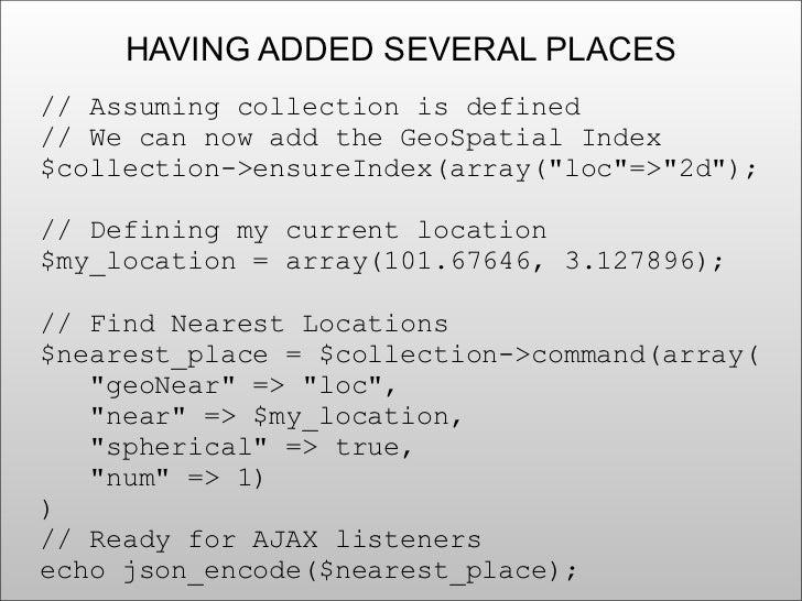 define my location