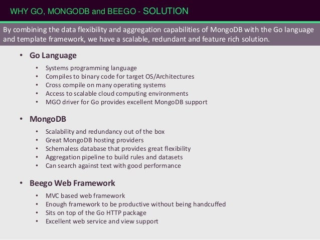 how to build search engine for mongodb