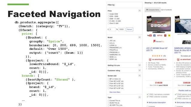 MongoDB 3 4 webinar