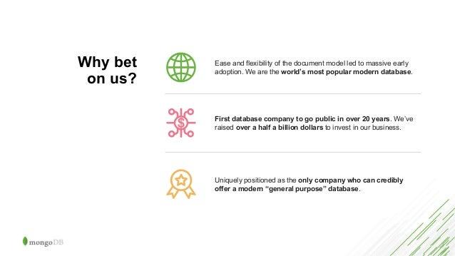 MongoDB company and case studies - john hong