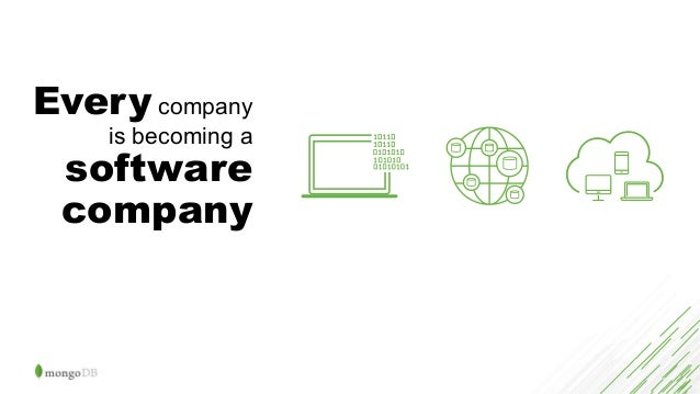 Everycompany is becoming a software company