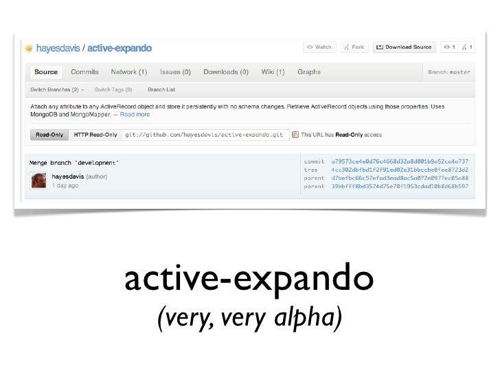 active-expando  (very, very alpha)