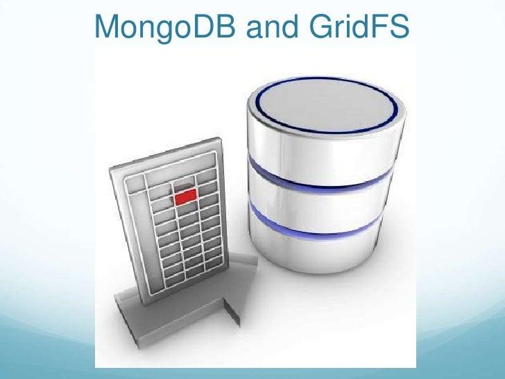 MongoDB and GridFS
