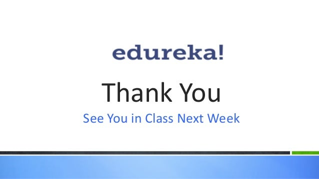 Thank You See You in Class Next Week